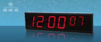 NTP clock CL64-RM-NTP