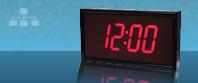 gesynchroniseerde klok