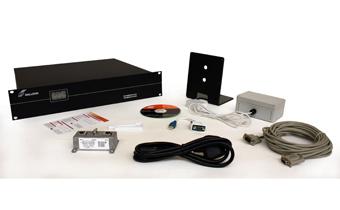 wat wordt geleverd met de ts-900-MSF netwerk tijdserver