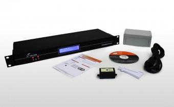 Wat is inbegrepen bij de NTS 4000 MSF NTP-server