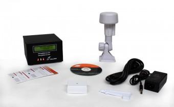 NTS-4000-GPS-S NTP inhoud Server doos GPS model