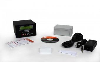 NTS-4000-MSF-S NTP inhoud Server doos MSF model