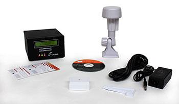 NTP-server GPS atoomklok