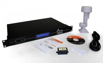 Wat is inbegrepen bij de NTS 6001 GPS NTP-server