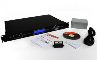Wat is inbegrepen bij de NTS 6001 AZG NTP-server