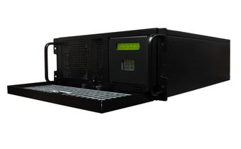 Wat is inbegrepen bij de NTS 8000 MSF NTP-server